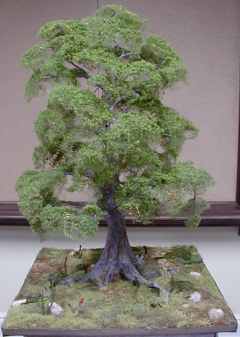 Ceynix Scale Model Railway Trees